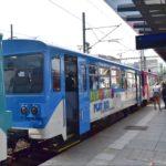 Dětský výletní vlak Cyklohráček má nový vůz plný her
