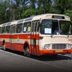 Projížďky historickými vozidly k Dolu Michal 14. září 2019