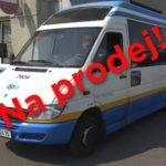 Na prodej: minibus Mercedes-Benz 411 CDI