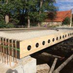 """Most vBohunicích bude hlídat diagnostický systém """"Smart Timber Bridge"""""""