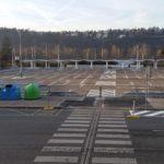 VBraníku je vprovozu nové parkoviště P+R
