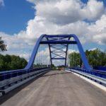 Nový most přes Labe slouží chodcům a cyklistům