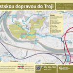 Rychleji do ZOO přes Trojský most linkou 112 od 1. 8. 2020