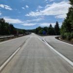 Na dálnici D1 v úseku Mirošovice – Hvězdonice dojde k odstranění mobilních svodidel a provoz bude bez omezení