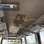Společnost Valeo vyvinula systém pro sterilizaci vzduchu v interiéru autobusů