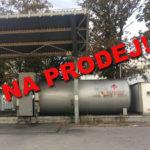 Čerpací stanice pohonných hmot na prodej