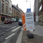 Rekonstrukce části Koněvovy ulice zkomplikuje dopravu vPraze 3