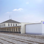 Správa železnic zahajuje rekonstrukci výpravní budovy nádraží Opava západ