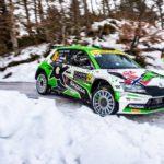 Na automobilové soutěži Arctic Rally bude mít zastoupení i značka ŠKODA