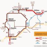 Zdůvodu opravy trati bude dočasně uzavřen úsek pražského metra na lince C