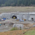 Stavební firma Skanska dokončí stavbu D1 úseku Lietavská Lúčka – Dubná Skala včetně tunelu Višňové