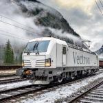 Další elektrické lokomotivy Vectron zajistí provoz osobních spojů Českých drah