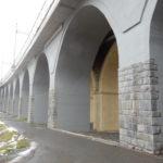 Úvalský železniční viadukt patří mezi kulturní památky