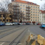 Z důvodu opravy tramvajové trati vPraze 4 je zajištěna náhradní autobusová doprava