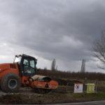 Začaly stavební práce na cyklostezce spojující Vinoř a Satalice