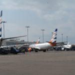 Dočasné přerušení letecké linky zOstravy do Varšavy