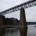 Správa železnic vyhlásila tendr na nový most přes Orlík