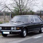 Tatra 613 – Poslední automobil Tatra
