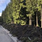Silnice na Ještěd bude do června uzavřena