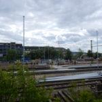 Železniční stanice v pražských Vysočanech se mění knepoznání