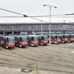 VPraze končí provoz tramvají T6A5.