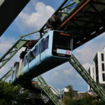 Visutá dráha ve Wuppertalu slaví 120 let od vzniku