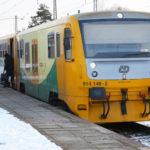 Probíhá výluka vlaků mezi Studencem a Velkým Meziříčím