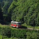Začala výluka tramvajové dopravy na trati zLiberce do Jablonce nad Nisou