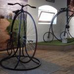 Vbarokní sýpce se ukrývá cyklistické muzeum