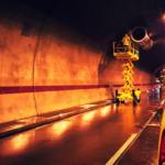 Pravá roura slovenského tunelu Bôrik bude dočasně uzavřena pro silniční provoz