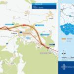 Veřejnost si bude moci prohlédnout dokončený úsek dálnice D6 u Lubence