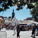 Městské slavnosti proběhnou společně s festivalem Sodomkovo Vysoké Mýto
