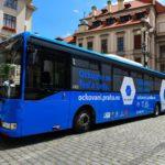 Pražský Očkovací autobus nabízí očkování bez registrace