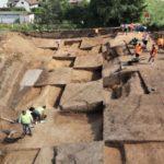 Na trase budoucího obchvatu Církvice na silnici I/38 končí práce archeologů