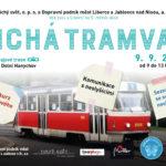 Tichá tramvaj vyjede opět do ulic Liberce