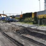 Začala výstavba záchytného parkoviště u nádraží Hostivař