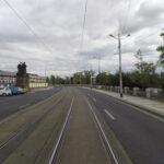 Změny vedení linek MHD zdůvodů rekonstrukce tramvajové trati na Bubenském nábřeží