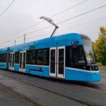 První tramvaj z plzeňské Škody Transportation dorazila do Ostravy