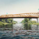 Město Ostrava plánuje postavit nový most přes řeku Ostravici