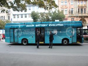 Batterybus Škoda 26BB HE