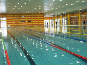 Šutka plavecký bazén