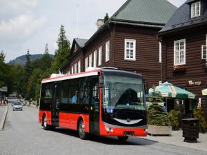 elektrobus SOR EBN 9,5